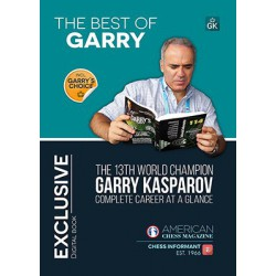 DVD The best of Garry Kasparov