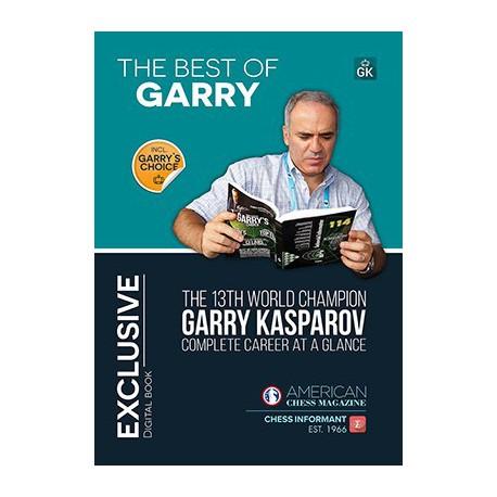 DVD The best of Garry Kasparov