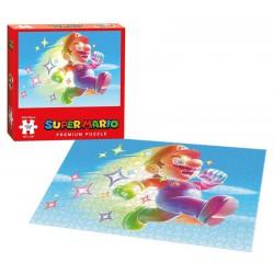 Puzzle 550 pièces - Super Mario Star