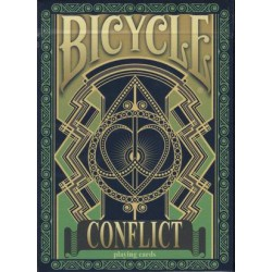 Cartes à jouer Bicycle Conflict