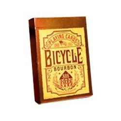 Cartes à jouer Bicycle Bourbon