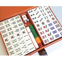 Mahjong Standard Blanc
