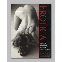 Cartes à jouer Erotica