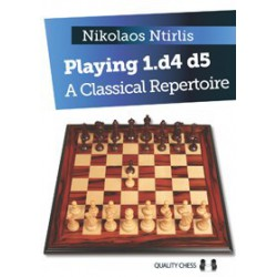 Ntirlis - Playing 1.d4 d5 - A Classical Repertoire (Hard cover)