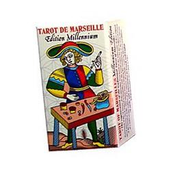 Tarot de Marseille édition Millenium 2017