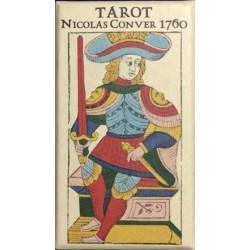 Tarot divinatoire Nicolas Conver 1760