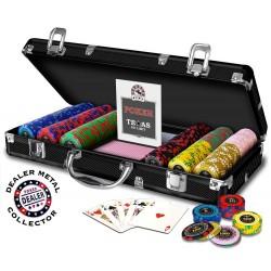 Mallette de Poker Royal 300 jetons