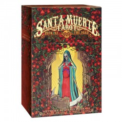 Tarot divinatoire Santa Muerte de Listrani
