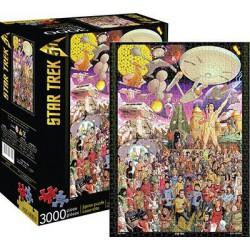 Puzzle 3000 pièces - Star Trek 50th
