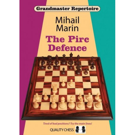 Marin - Pirc defense (Hard cover)