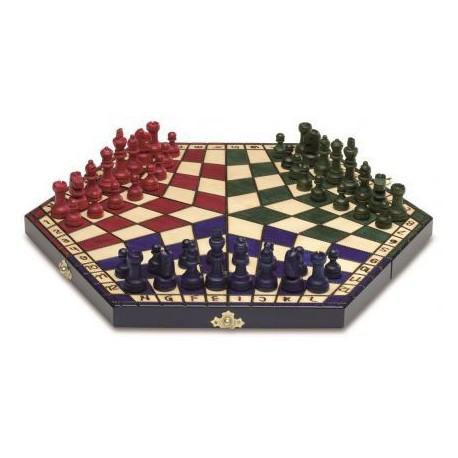 Yalta - Echecs 3 Joueurs