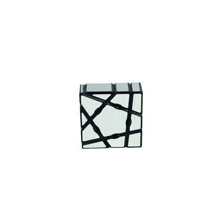 Cube Ghost 3x3x1 Silver