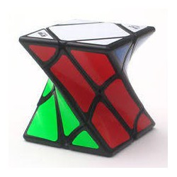Cube Skewb Twisty Black