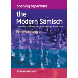 Montany - Opening Repertoire: The Modern Samisch