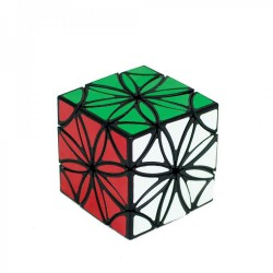Cube Dino Helicopter Flower