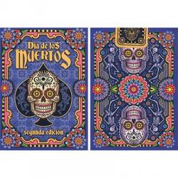 Cartes à jouer Dia de los muertos