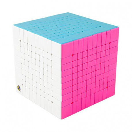 Cube 10x10 Stickerless - Yuxin
