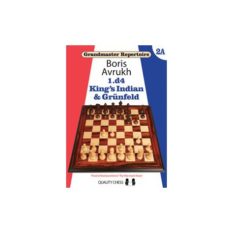 Avrukh - Grandmaster Repertoire 2A – King's Indian & Grünfeld (HC)