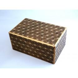 Boîte à secret 5 sun 14+1 mouvements - Kuroasa