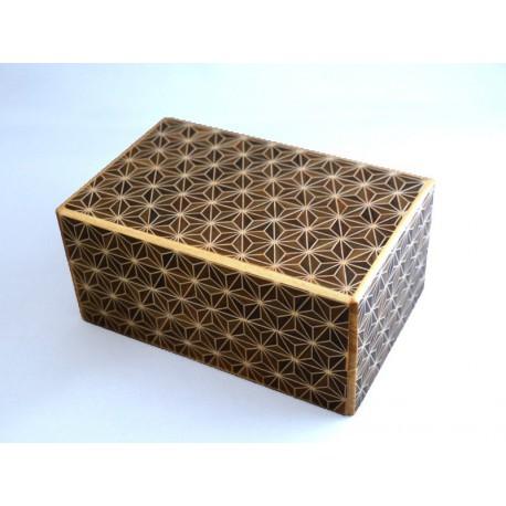 Boîte à secret 5 sun 27+1 mouvements - Kuroasa