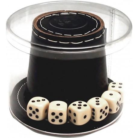 Poker menteur avec dés classiques