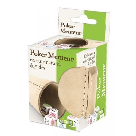Gobelet Poker menteur
