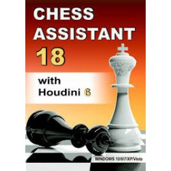 DVD Chess assistant 18 Standard