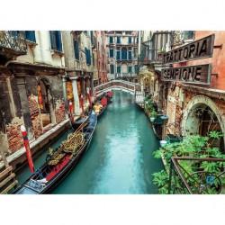 Puzzle 1000 pièces - Canal de Venise