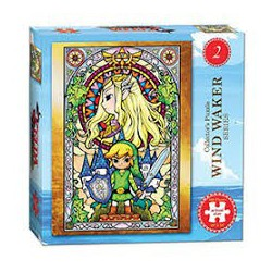 Puzzle 550 pièces - The Legend of Zelda The Windwaker