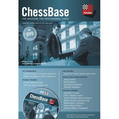 ChessBase Magazine 182