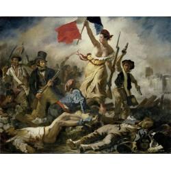 Puzzle 1000 pièces - La Liberté Guidant le Peuple, Delacroix