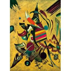 Puzzle 1000 pièces - Points de Kandinsky