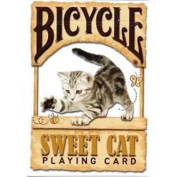 Cartes à jouer Bicycle Sweet Cat
