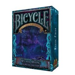 Cartes à jouer Bicycle Cthulhu R Lyeh Rising