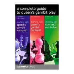 Raestsky, Chetverik, McDonald, Flear - Complete Guide to Queen's Gambit Play