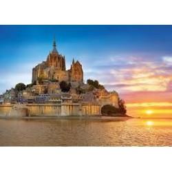 Puzzle 1000 pièces - Le Mont-Saint-Michel