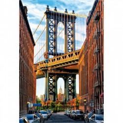 Puzzle 1000 pièces - Pont de Manhattan