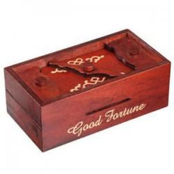 Casse-tête Blue Secret Box Good fortune