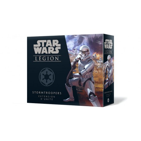 Star Wars Légion: extension Stormtroopers