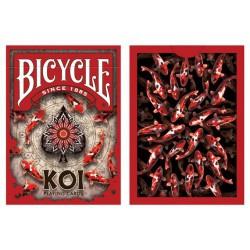 Cartes Bicycle Koi