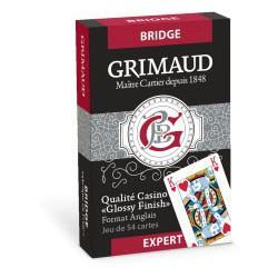 Cartes à jouer Grimaud Expert Bridge