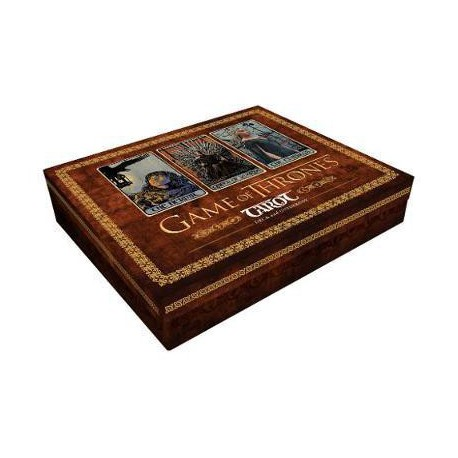 Tarot divinatoire Game of Thrones (Trône de Fer)