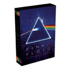 Cartes à jouer Pink Floyd - Dark Side Moon
