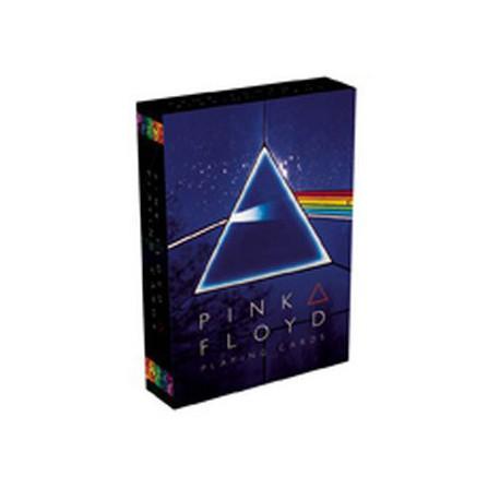 Cartes à jouer Pink Floyd - Dark Side Moon