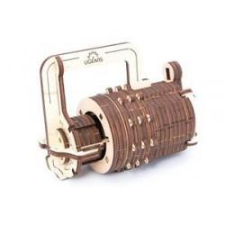 Casse-tête Combination Lock - Ugears en bois