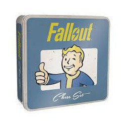Ensemble d'Echecs Fallout Collector