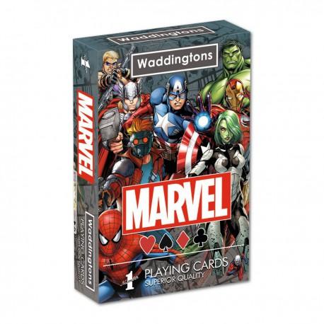 Cartes Marvel