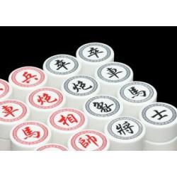 Pièces de XiangQi Résine 3.1cm