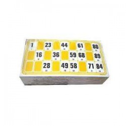 Lot de 6 cartons de Loto