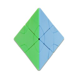Cube Pyraminx Transform 2x2 Stickerless - Fangshi
